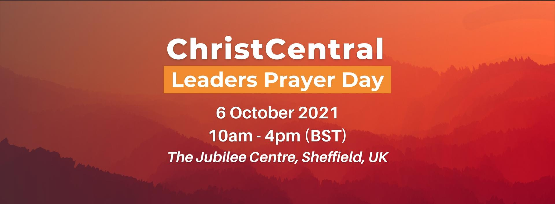 ChristCentral Leaders Prayer