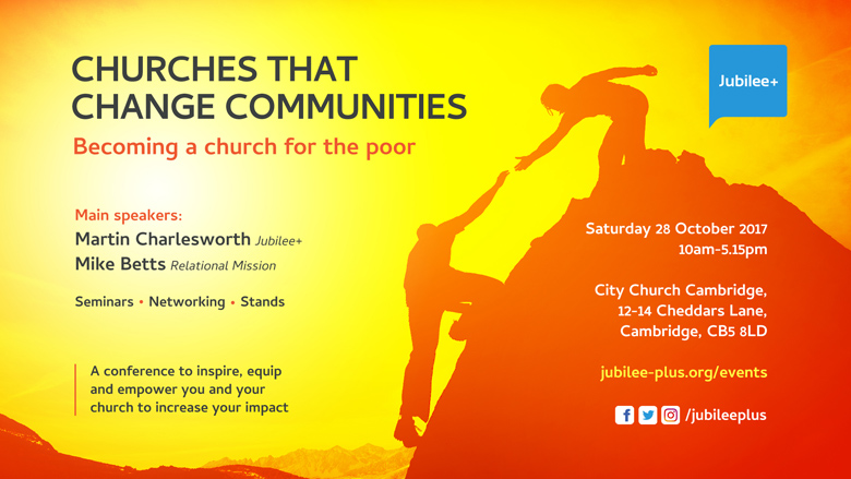 Churches That Change Communities Conference