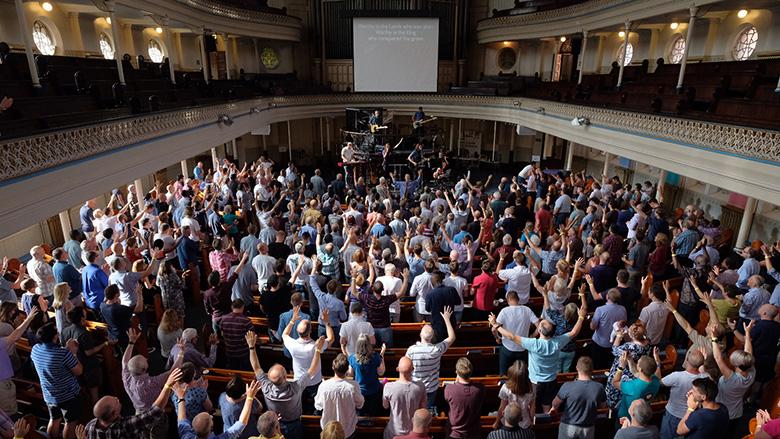 Newfrontiers UK Day of Prayer
