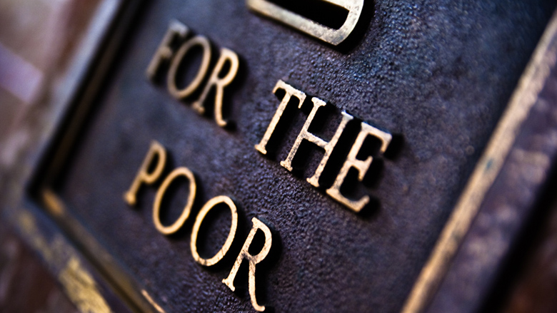 Why we need to be 'a church for the poor'