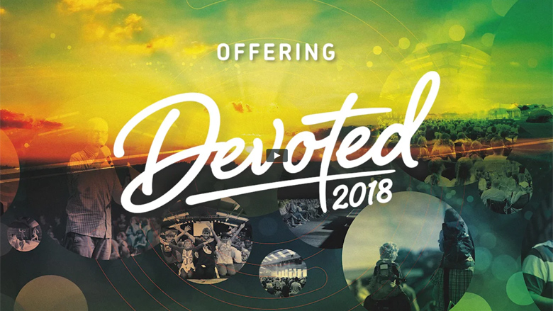 Devoted 2018 Offering