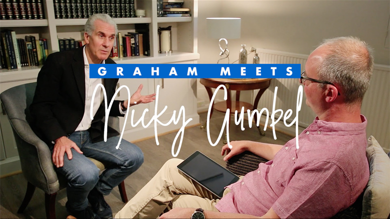 Graham Meets: Nicky Gumbel