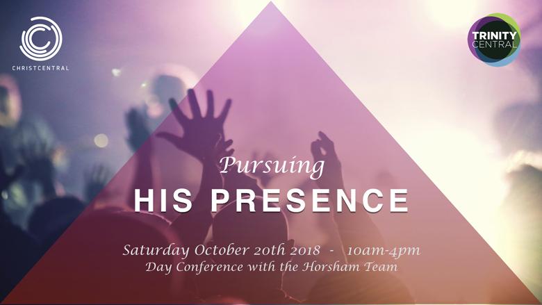 Pursuing God's Presence | Vancouver
