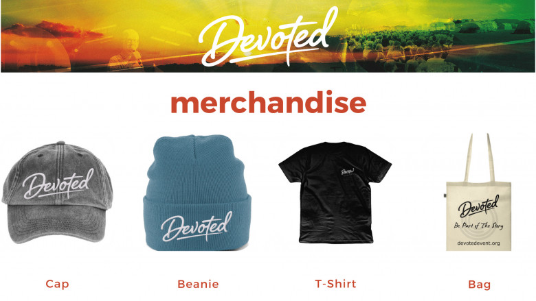 Mail Order - Merchandise for Devoted