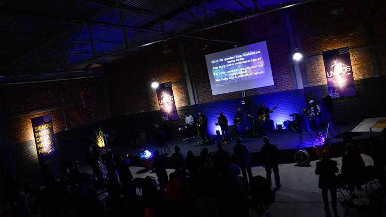 UNIDOS Conference | Newfrontiers Mexico