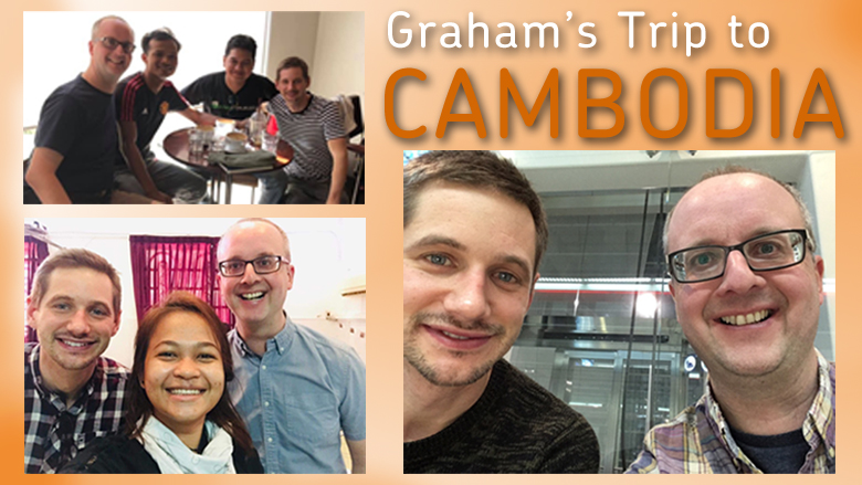 Graham Pyman's Cambodia Blog