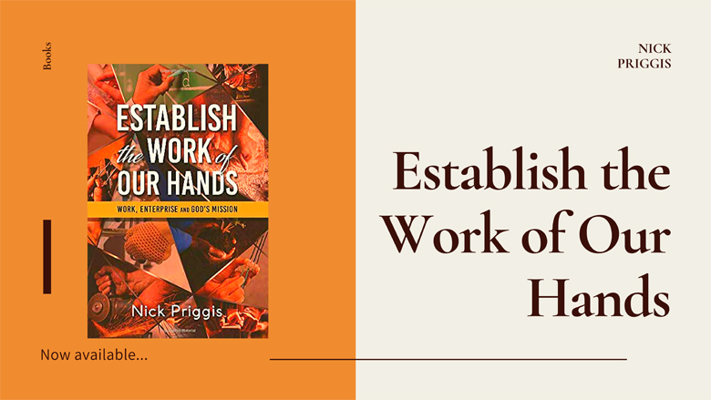 The Work of Our Hands Book