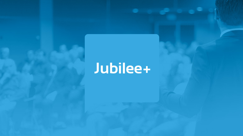 Jubilee+ Conference 2019 - Audio
