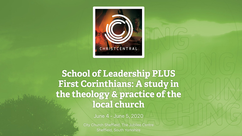First Corinthians - School of Leadership Plus