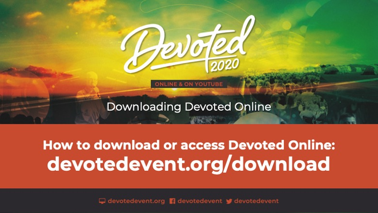 Devoted Online Download Instructions