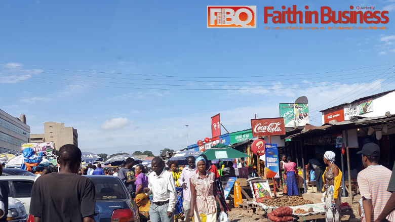Zambia 2050 - Church & Business Alleviating Poverty