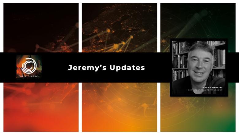 Jeremy's Updates