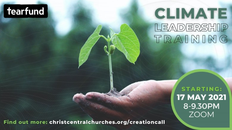 Climate Leadership Training - Tearfund