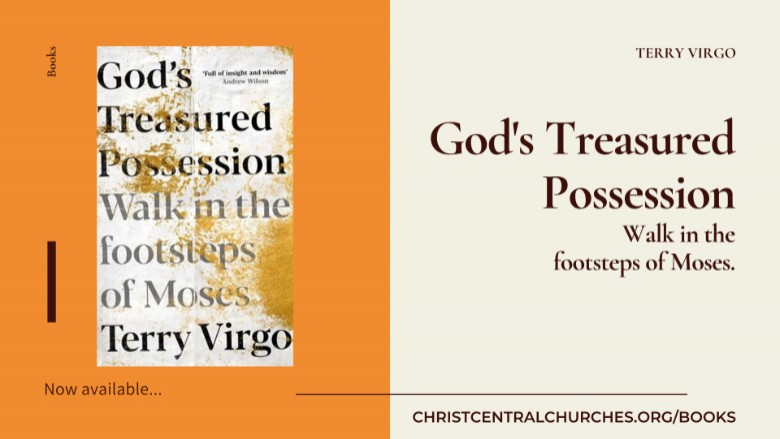 God's Treasured Possession by Terry Virgo