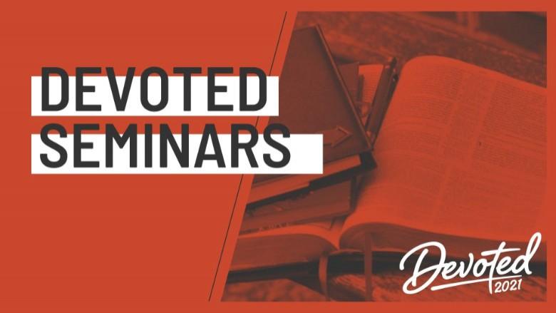 Devoted 2021 - Seminars
